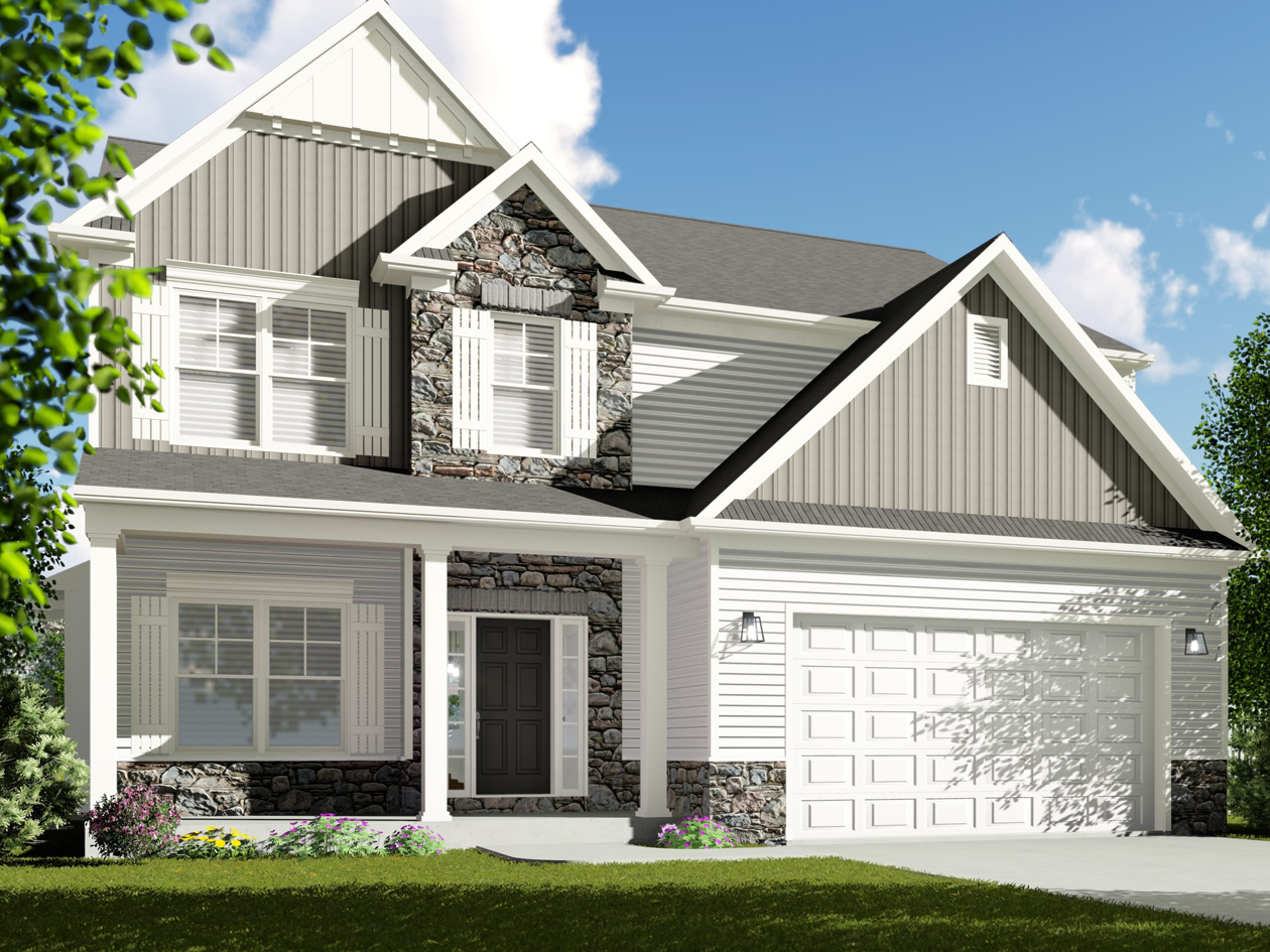 Home Plan - The Adley